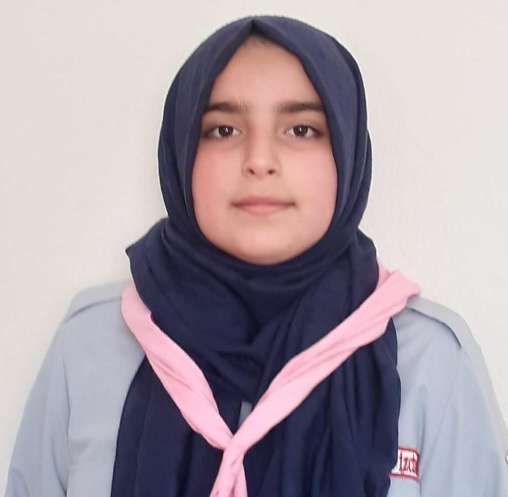 Elif Ecrin Akdoğan Fular Almaya Hak Kazandı
